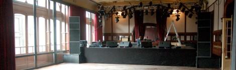 Vooruit 100 balzaal / concertzaal