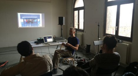 Soundlab #5: performing your field recordings