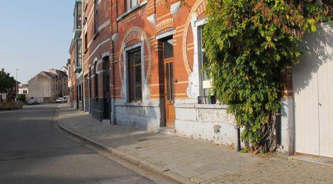 Oordeur Warnefordstraat