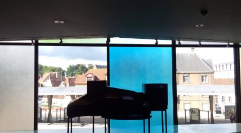 luistermakette Concertgebouw Brugge
