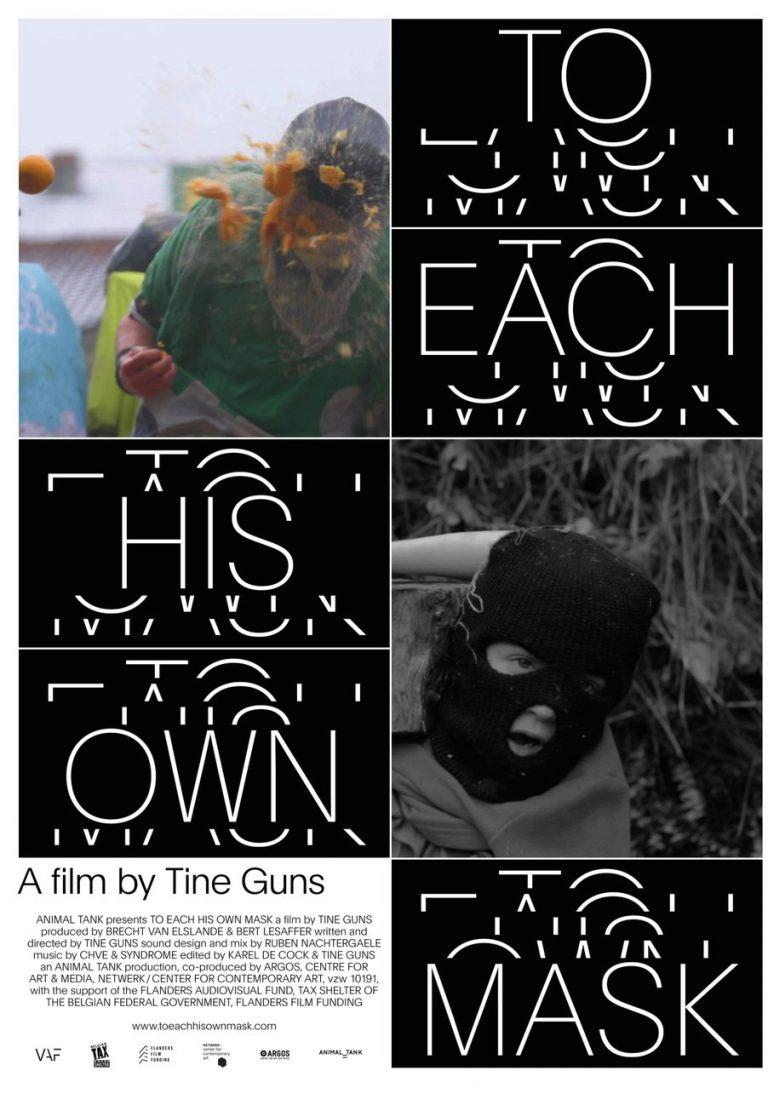 To Each His Own Mask (Tine Guns)